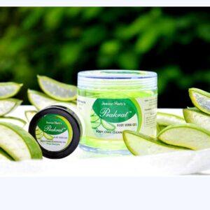 soothe burn, cooling gel, hydration for skin, aloevera gel, prakrat